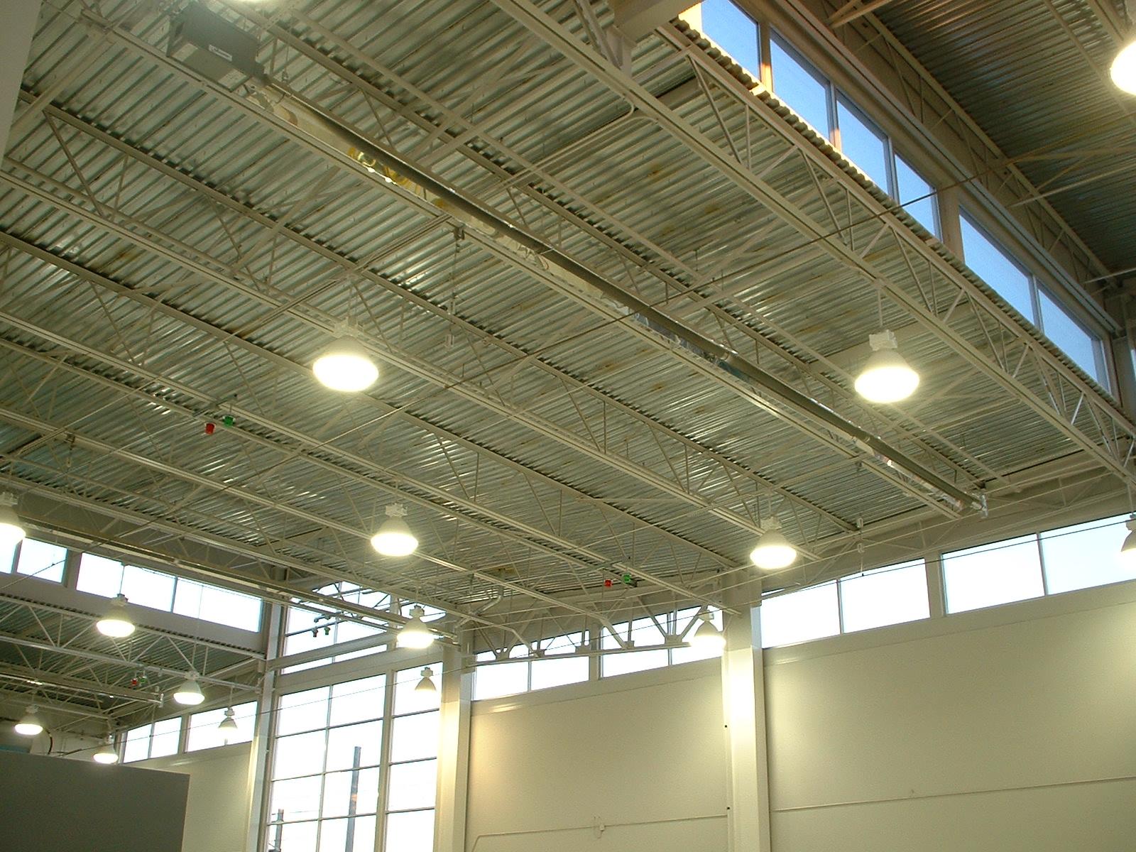 Cynthia Easton Architects – Light Rail Repair Facility